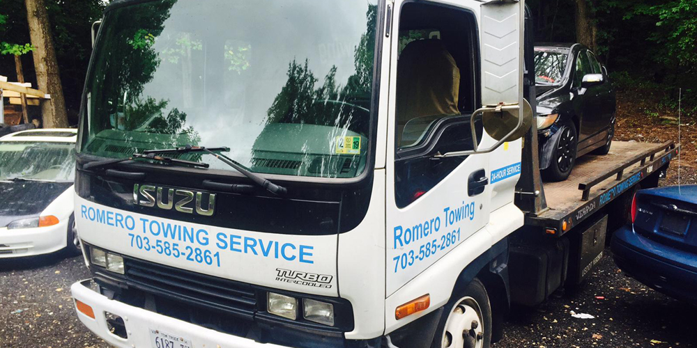 Romero Towing Service